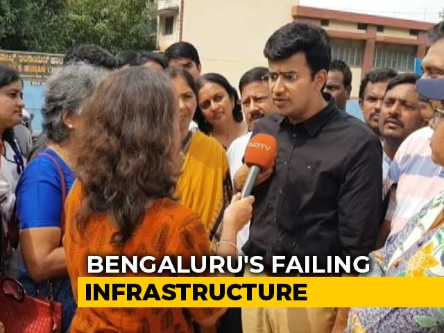 Video : Bengaluru's Kanakapura Road: Bumpy Drive To Future