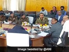J&K Lieutenant Governor GC Murmu Visits Baramulla And Anantnag