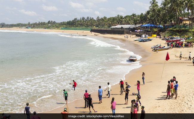 After 2 Tourists Drown, Goa To Intensify Crackdown On Drinking On Beaches