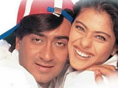 22 Years Of <i>Ishq</i>: Kajol's ROFL Reply To Ajay's '<I>Neend Churayi Meri Kisne O Sanam</i>' Post