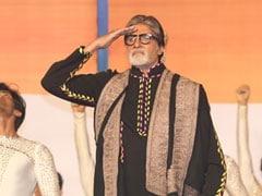 Amitabh Bachchan Pays Tribute At Special 26/11 Concert. Aishwarya Rai Bachchan, Shweta, Abhishek Attend
