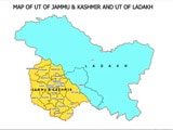 Video : New Map Of India Shows Union Territories Of Jammu And Kashmir, Ladakh