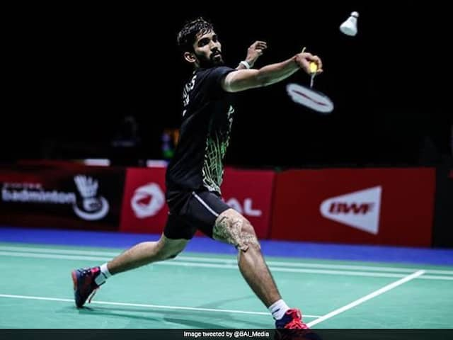 Hong Kong Open: Kidambi Srikanth Enters Semifinals After Chen Long Retires