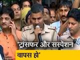 Videos : तीस हजारी मामला: दिल्ली पुलिस ने किया विरोध प्रदर्शन, रखीं ये मांगें