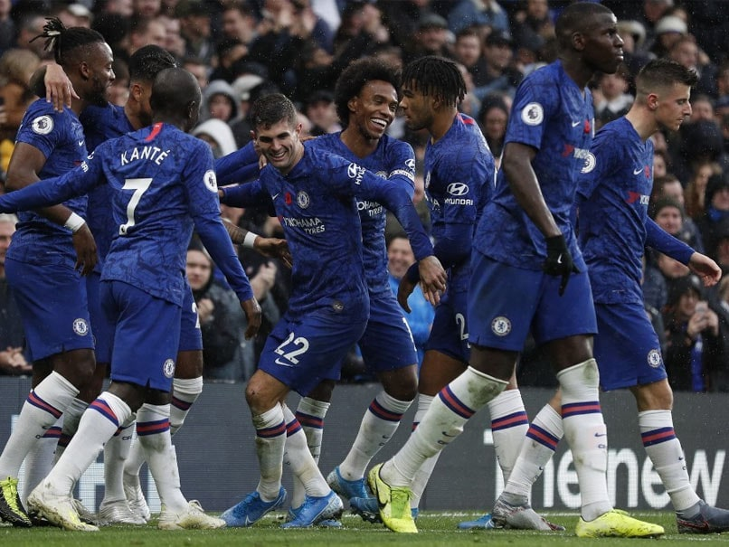 Chelsea vs Crystal Palace: Chelsea Move To Second In Premier League With 2-0 Win Over Crystal Palace