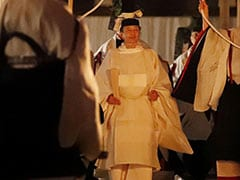 Japanese Emperor Begins Last Accession Rite: Spending The Night With A Goddess