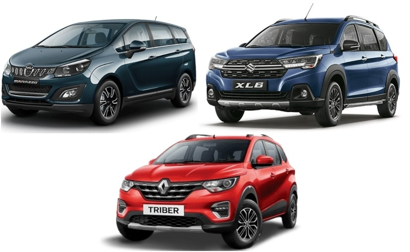 New launches like the Maruti Ertiga, Mahindra Marazzo and the Renault Triber fuelled the MPV segment