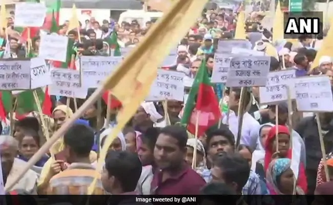 Strike Against Citizenship Amendment Bill Cripples Life In Manipur
