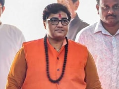 Congress Leader Files Sedition Complaint Against Pragya Thakur Over Godse Comment