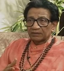 Won't Go With 'Scoundrel': When Bal Thackeray Rejected Alliance With NCP