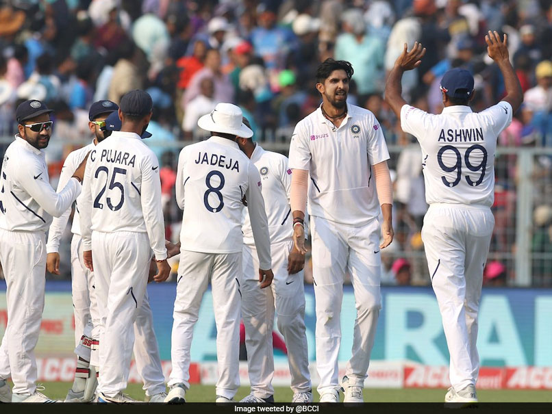 IND Vs BAN 2nd Test Day 1:Team India End Dominant Day with 68-Run Lead
