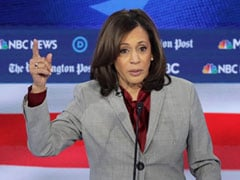 Kamala Harris Democrats' Pick For US Vice-Presidential Candidate