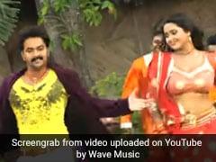 पवन सिंह के गाने ने मचाई धूम, खूब जमी काजल राघवानी संग जोड़ी- देखें Video