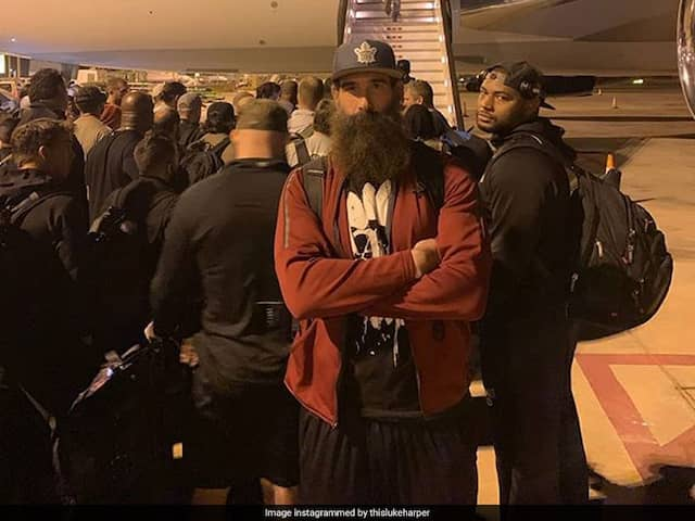 WWE superstars react to travel chaos that saw them stranded in Saudi Arabia for 24 hours