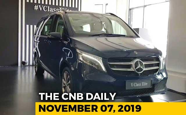 Video : Mercedes V-Class Elite, Hero, Suzuki Pre-Owned Business