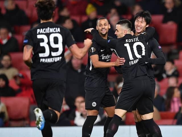 Unai Emery Reaches Breaking Point As Arsenal Crash In Europa League