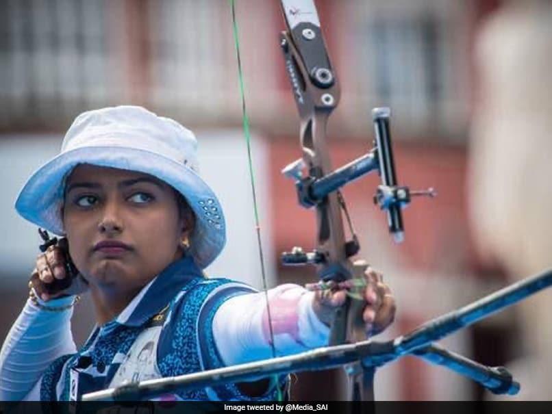 Deepika Kumari, Ankita Bhakat Enter Semis Of Asian Archery, Secure Individual Olympic Quota