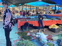 अनुष्का शर्मा पहुंची सब्जी मंडी तो एक्ट्रेस को आई बचपन की याद, बोलीं- यहां आकर महसूस किया...Photo Viral