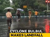Video : West Bengal On Alert As Cyclone Bulbul Makes Landfall