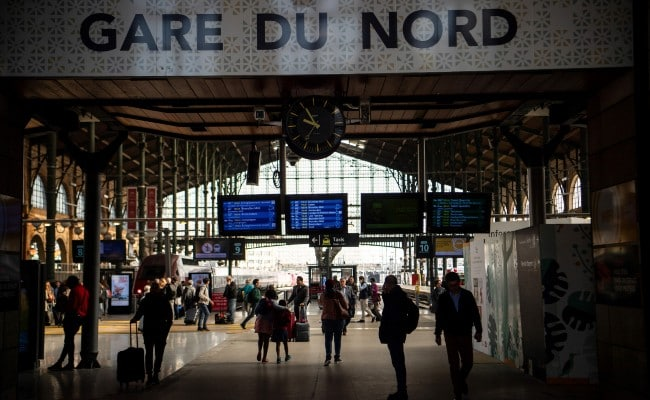 Paris Train Station Partly Evacuated After Inactive Shell Found In Bag: Sources