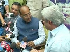 Delhi Odd-Even Scheme:BJP सांसद विजय गोयल को नियम तोड़ना पड़ा भारी, पुलिस ने काटा 4000 का चालान