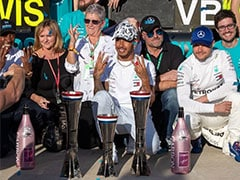 Lewis Hamilton Hails Niki Lauda After Wrapping Up Sixth World Title
