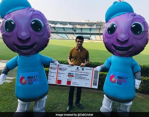 'Great' Virat Kohli Will Get Full House At Eden Gardens: Sourav Ganguly