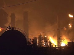 3 Injured, Two Towns Told To Evacuate After Petrochemical Fire In Texas