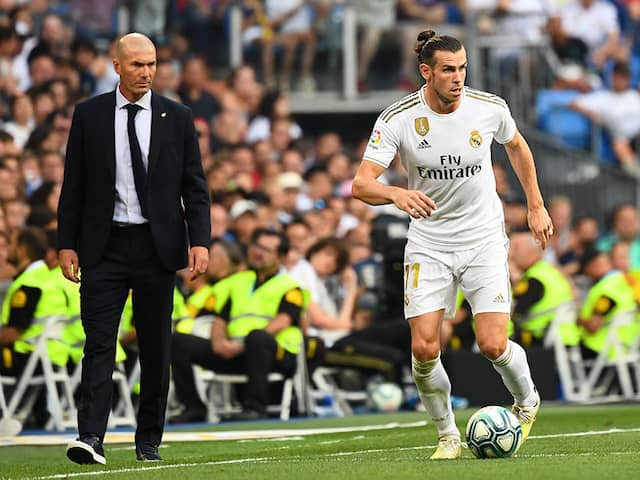 Champions League: Gareth Bale Did Not Want To Play Against Manchester City, Says Zinedine Zidane
