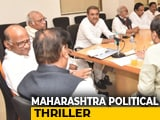 Video : President's Rule In Maharashtra, Talks For Power Continue
