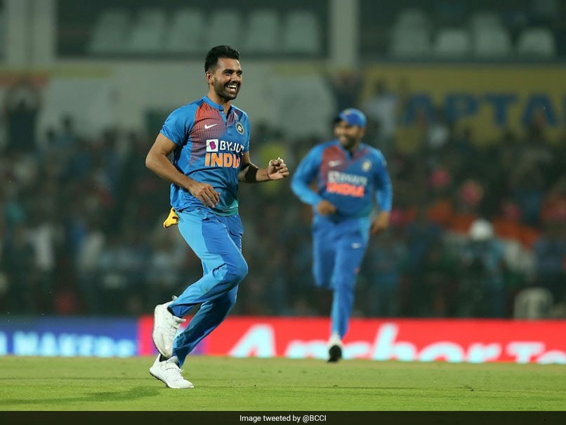 India vs Bangladesh: Deepak Chahar Claims Hat-Trick, Records Best Ever T20I Figures