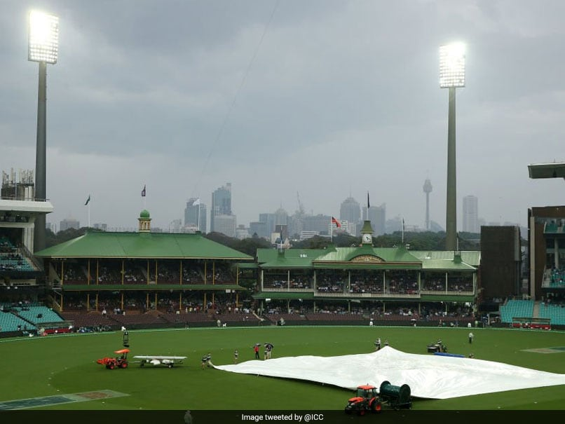 Australia vs Pakistan: Rain Comes To Pakistan