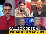 Video : Pragya Thakur Calls Godse Patriot: Will The PM 'Never Forgive' Her, Again?