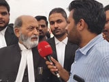 """Video : """"Ayodhya Order Unjust, Will Examine And File Review"""": Muslim Group Lawyer"""