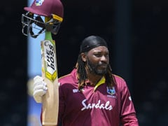 India vs West Indies: Chris Gayle Opts Out Of ODI Series Against India
