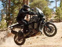 Harley-Davidson Pan America Motorcycle On Europe Tour Ahead Of 2021 Launch