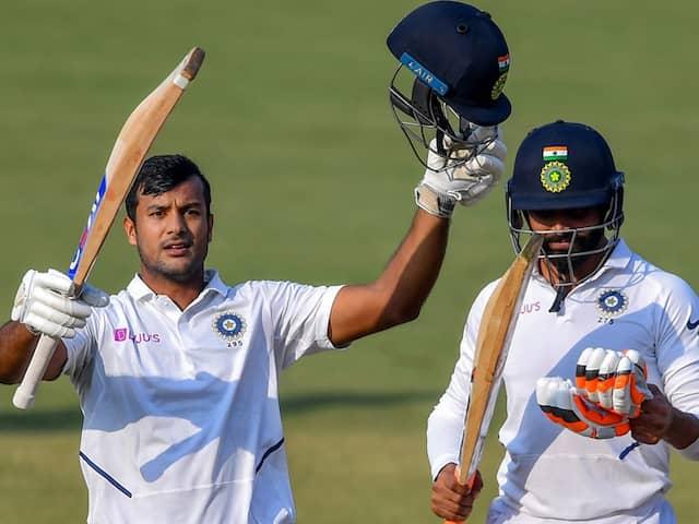 IND vs BAN: because of these reason Mayank Agarwal may be part of ODI Team soon