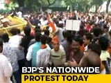 Video : BJP To Hold Protests Today Demanding Rahul Gandhi's Apology On Rafale
