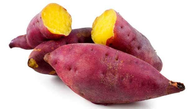 Eating sweet potato in winter will keep diseases of the eye, stomach and heart away!  sweet potato benefits