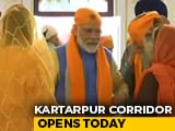 Video : PM Prays At Ber Sahib Gurudwara Ahead Of Kartarpur Inauguration