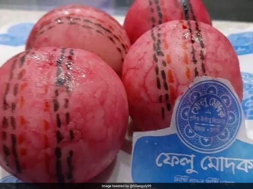 Sourav Ganguly Shares Pictures Of Pink Sweets Ahead Of India