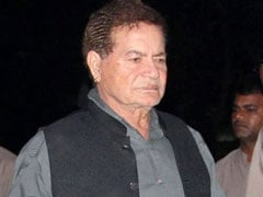 """Build College At Alternative 5-Acre Land"": Salim Khan On Ayodhya Verdict"