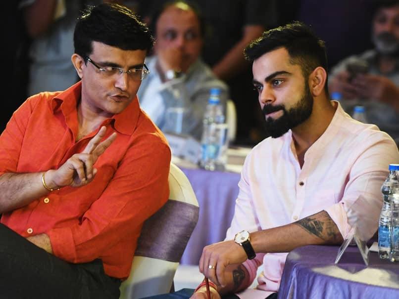 Virat Kohli Took Three Seconds To Agree For Day-Night Test, Says Sourav Ganguly