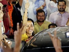 "Supriya Sule ""Rightful Heir"" To Sharad Pawar's ""Great"" Legacy: Milind Deora"