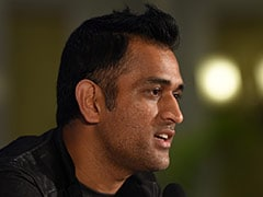 """<i>January Tak Mat Poocho</i>"": MS Dhoni On His Future In Cricket"
