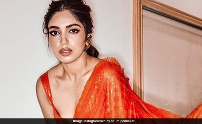 Bhumi Pednekar Swears By Home-Cooked Food And Admits Never Consulting A Dietician