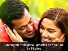 'दबंग 3' का नया सॉन्ग 'आवारा'  हुआ रिलीज, साई मांजरेकर के साथ रोमांटिक अंदाज में नजर आए सलमान खान