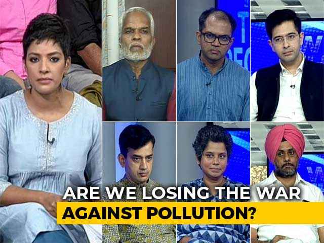 Video : We The People: No Solution To Pollution In Indian Cities?
