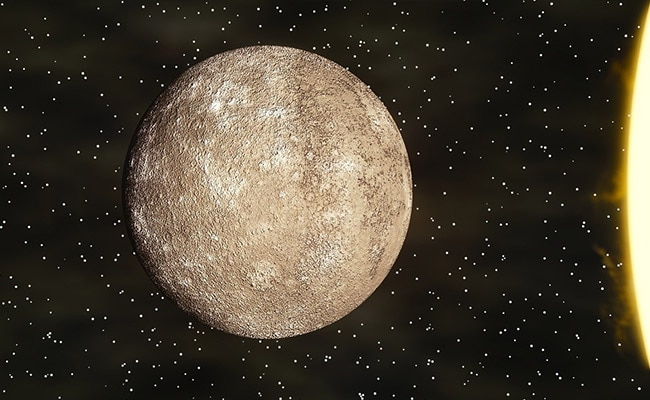 Crikey, Mercury Is Going to Transit the Sun