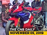 Video : Mahindra XUV300 Recall, MG ZS EV Teased, 2020 Honda CBR1000RR-R